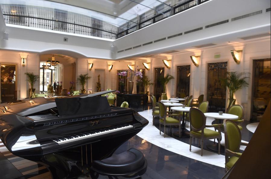 Aria Hotel – Budapest Photo: Bruzák Noémi / MTI